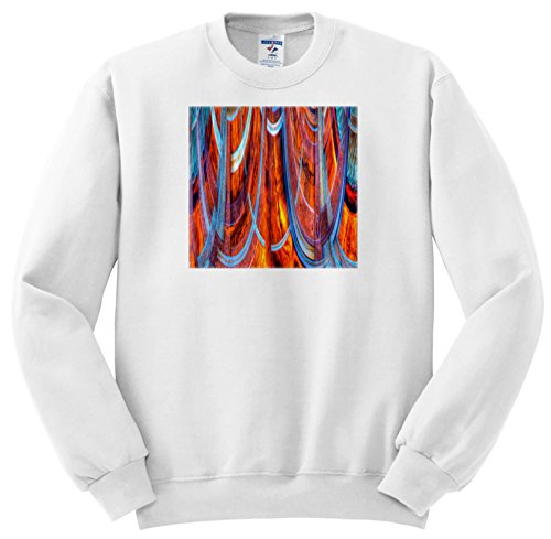 Price comparison product image 3dRose Danita Delimont - Abstracts - USA, California, Bodie State Park. Abstract Of Window. - Sweatshirts - Youth Sweatshirt Small(6-8) (SS_278533_10)