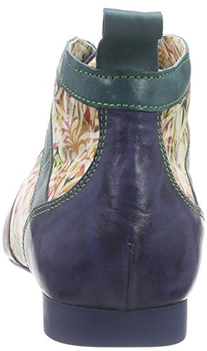 Guad Think Femme Desert Bleu Stiefelette Jeans Bottes Kombi Doublure Blau Courtes Froide 84 SffdqT