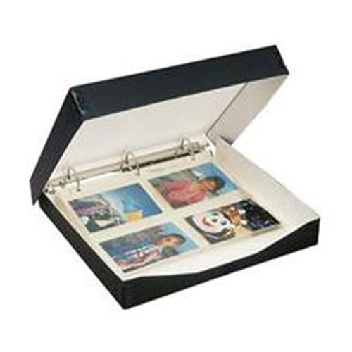 Adorama Archival Oversized 3-Ring Album Box with Clamshell Style Lid, 13
