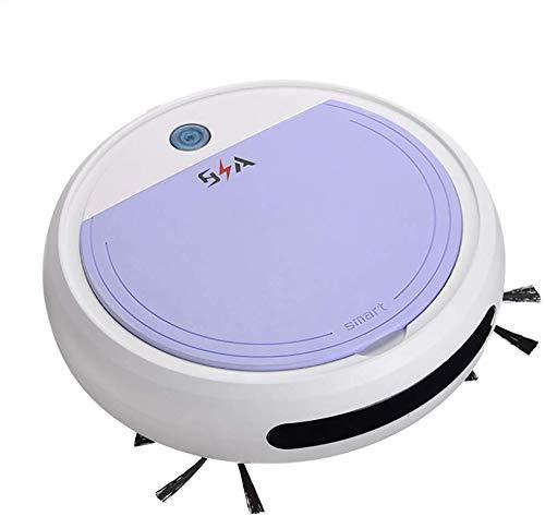 Jsmhh Iluminación 3200Pa Robot Aspirador Inteligente Piso ...