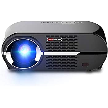 Amazon.com: Vivibright GP100 3200 Lumens Video Projector ...