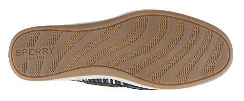 Navy Stripe Boat Barrelfish Sperry Women's Shoes wI6qY