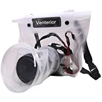 Venterior Camera Bag Rain Sand Dust Proof Housing Bag for Canon Nikon Camera DSLR SLR