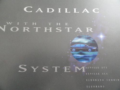 1996 Cadillac Seville / Eldorado / Deville Sales Brochure