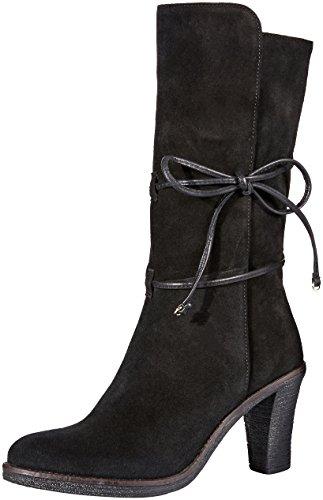 Johnston & Murphy Women's Jeannie Wrap Bootie Boot - Blac...