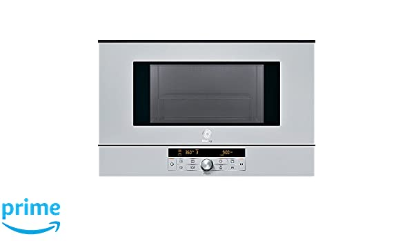 Balay 3WG459XDC Integrado 21L 900W Gris - Microondas (Integrado, 21 L, 900 W, Giratorio, Tocar, Gris, 1300 W): Amazon.es: Hogar