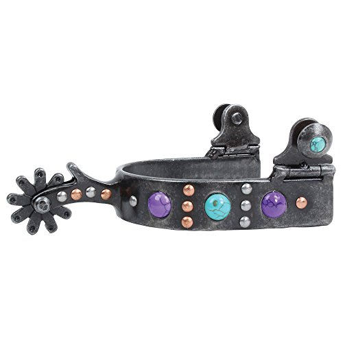 Professional's Choice Stone Dot Spurs Ladies ()