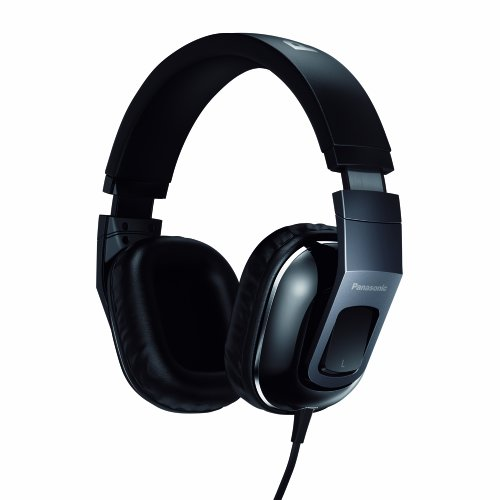 Panasonic RPHT480CK Headphones Black