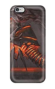 Hot BWFRWIx5533NITMn Evil Creature Dragon Fantasy Abstract Fantasy Tpu Case Cover Compatible With Iphone 6 Plus by lolosakes