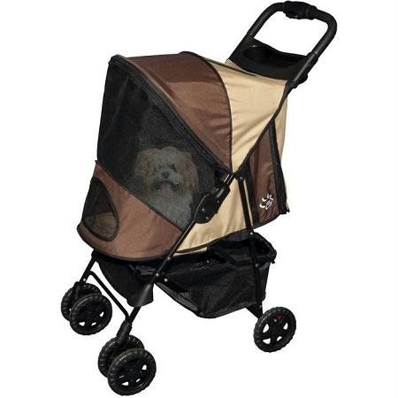 Pet Gear Pg Happy Trails Stroller Cobolt Blue by Pet Gear