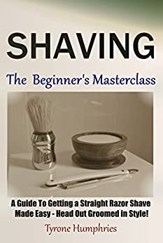 Shaving Beginners Masterclass Straight Masterclasses ebook product image