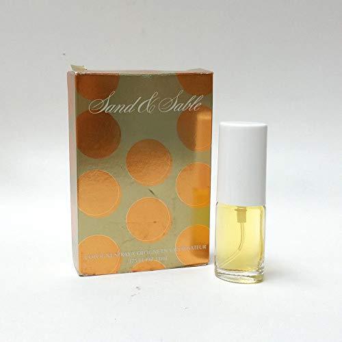 Coty SAND & SABLE - Cologne Spray (Women) .375 Fl. Oz. Romantic Evening - Sable Sand