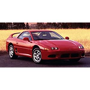 mitsubishi 3000gt 1991 1997 service repair manual