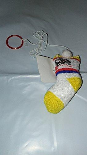 Catnip Toys Bungee Sock w/ Catnip Treated With Organic Catnip