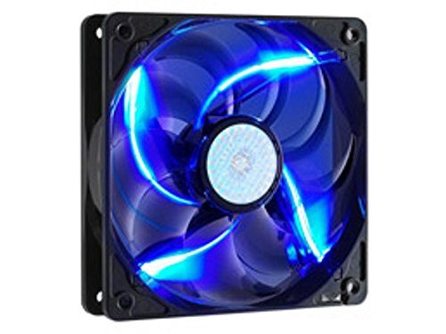 Cooler Master SickleFlow 120 - Sleeve Bearing 120mm Blue LED