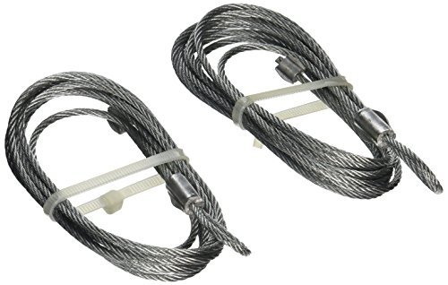 Prime-Line GD 52183 Aircraft Cable, 1/8 in Dia X 8 Ft 8 in L, 8' 8