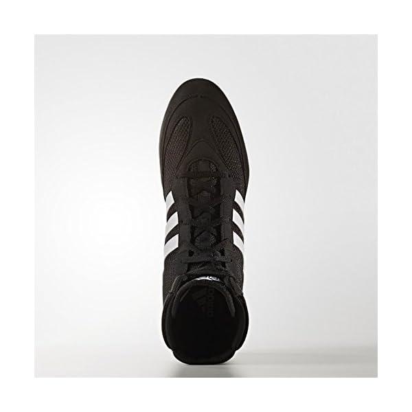 best service 387a1 2620a adidas Box Hog 2 Junior Boxing Boots