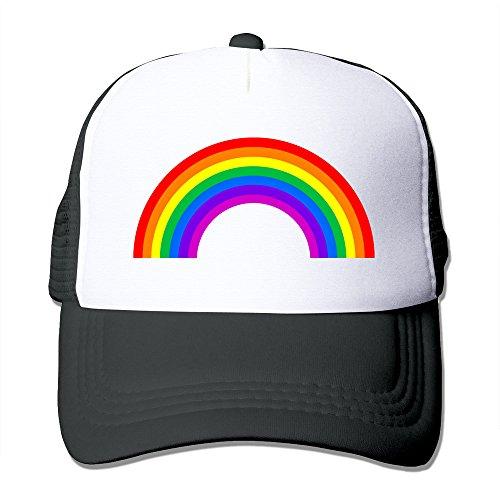 Alba Hand Wash (Texhood Rainbow Fashion Cap Hat One Size Black)