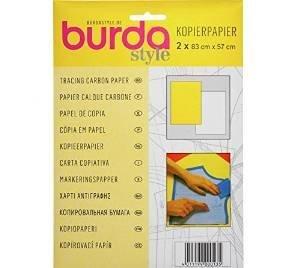 burda style Kopierpapier weiss/gelb 1300