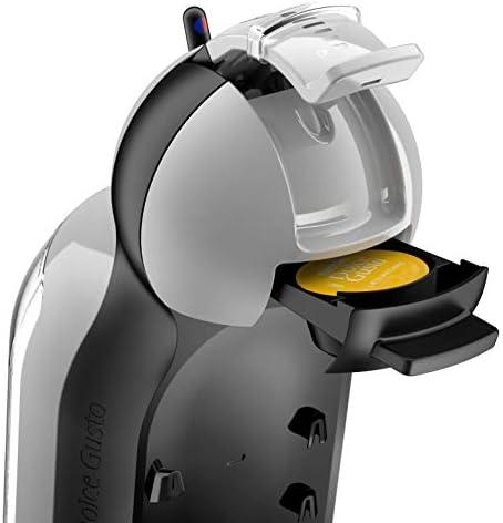 Nescafé Dolce Gusto Mini Me KP123BK koffiezetapparaat voor espresso en andere dranken, automatisch, grijs/zwart