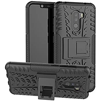 Amazon.com: Xiaomi Pocophone F1 Case DWaybox Ring Holder ...