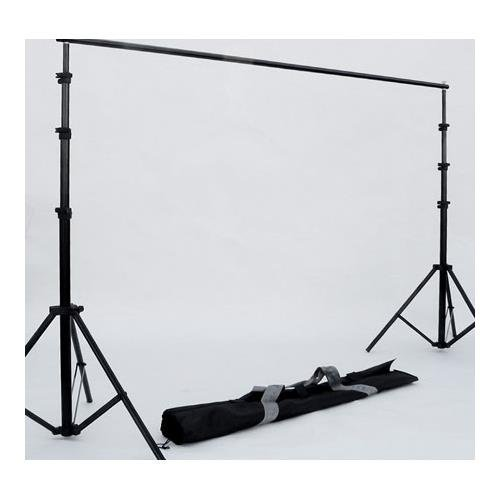 JTL B-909, 9'6'' Wide Background Support System Black