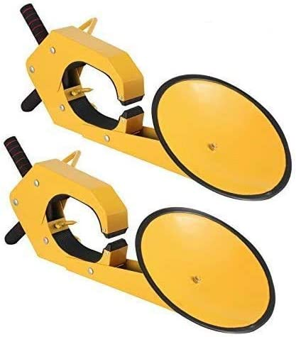 Mophorn Wheel Lock Clamp