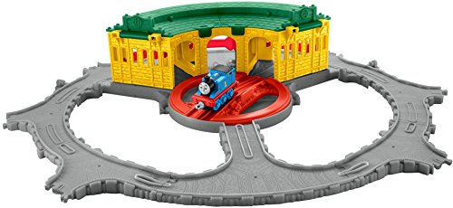 Fisher-Price Thomas The Train Thomas Adventures Tidmouth Sheds Playset