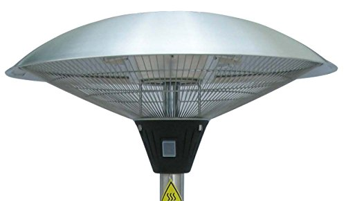 AZ Patio Heaters HIL-1821 Tabletop Electric Patio Heater