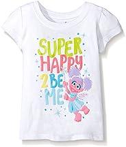Sesame Street Baby-Girls Short Sleeve Tee Shirt Maternity Blouse