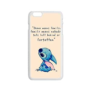Happy lilo and stitch Phone Case for Iphone 6