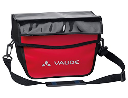 VAUDE Radtasche Aqua Box, red/black, 10915