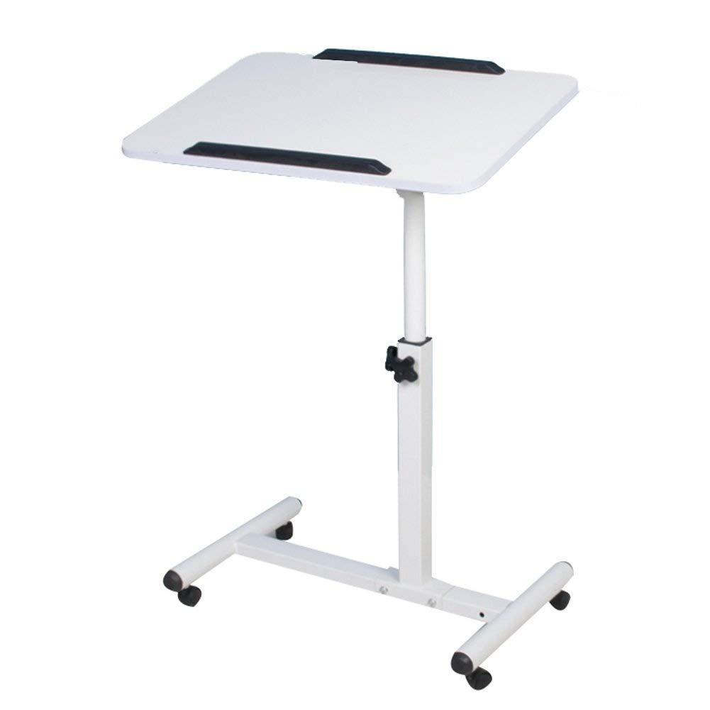 Klein Falten Kaffee-Beistelltisch Faltbar Student Wohnheim Laptop Schreibtisch Handy, Mobiltelefon Aufzug Nachttisch, Holz GAOFENG (色 : C)  C B07RPM28R4