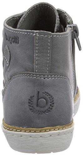 Bugatti J50261G Damen Hohe Sneakers Blau (h`blau 414)