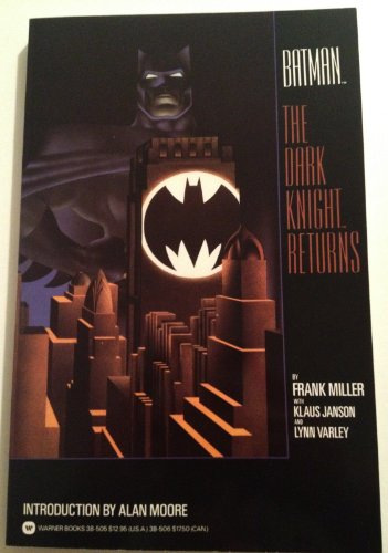 Batman : The Dark Knight Returns by Miller, Frank published by Warner Books Paperback