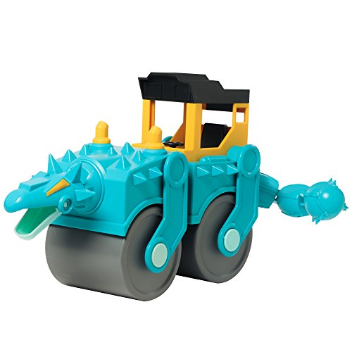 Educational Insights Dino Construction Company-Spike the Ankylosaurus Steam Roller