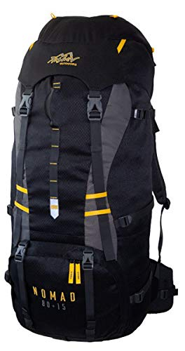 Tashev Trekkingrucksack Nomad 80 Plus 15 L
