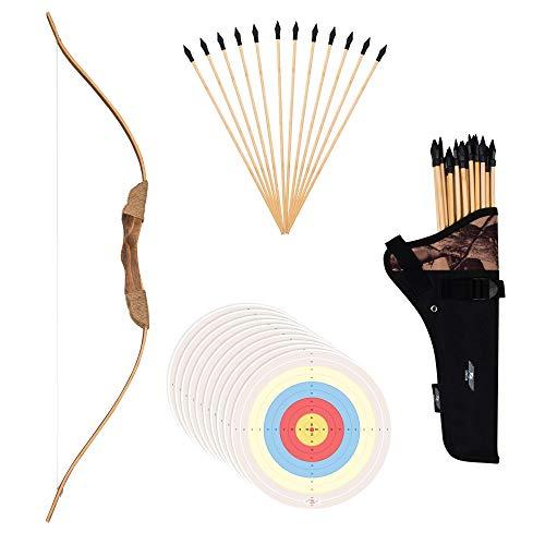 UteCiA Complete Archery Set For Kids & Beginners - 34
