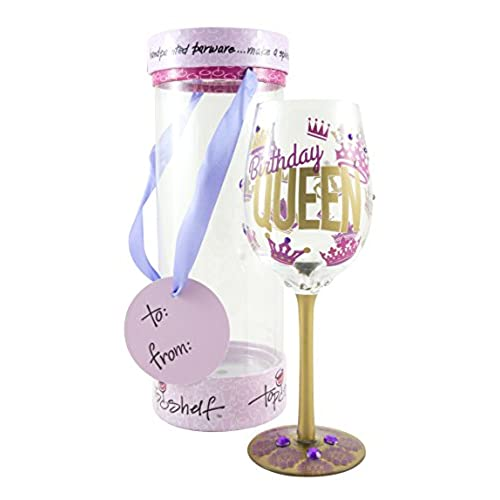 Decorative Wine Glass: Amazon.com