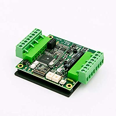Geckodrive GR214V Bulletproof High Resolution Digital Stepper Motor Driver | 80VDC 7A NEMA 8-42 | High Torque | Featuring Short Circuit Protection | Made and Supported in the USA