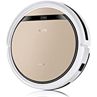 iLife Robot V5s Pro Robotic Vacuum Cleaner with Mopping, Gold