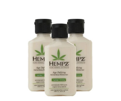 Hempz Herbal Defying Moisturizer 2 5oz