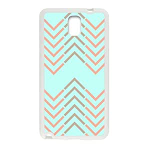super shining day Cellphone Accessories Chevron Pattern Samsung Galaxy Note 3 N9000 TPU Material Shell