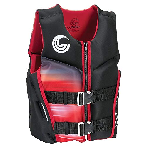 CWB Connelly Classic Youth Neoprene Life Vest, 50-90 lbs