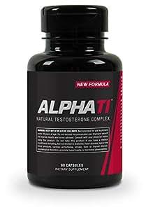 Amazon.com: Alpha T1 - Testosterone Complex - Natural Testosterone Supplement: Health & Personal