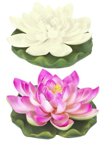 Ganz Floaters Large Waterlilies (sold per item)