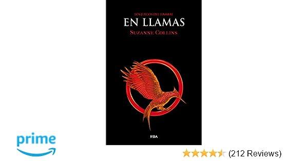 Amazon.com: En Llamas (Hunger Games) (Spanish Edition ...