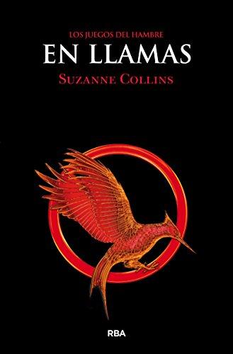 Portada del libro En llamas de Suzanne Collins