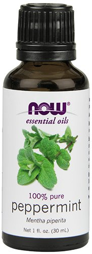 Now Essential Oils, Peppermint Oil, Invigorating Aromatherapy Scent, Steam Distilled, 100% Pure, Vegan, 1-Ounce (Best Place To Get Essential Oils)