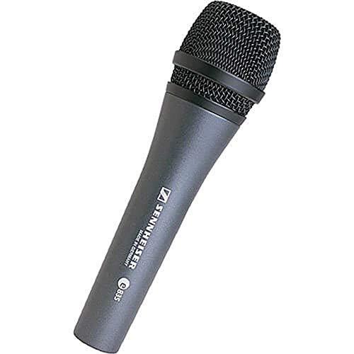 Microfone de Mão Dinâmico Sennheiser E835